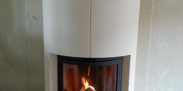Vente de poêle en Normandie (Eure, Calvados et Seine Maritime) avec son installation et son tubage en double paroi inox