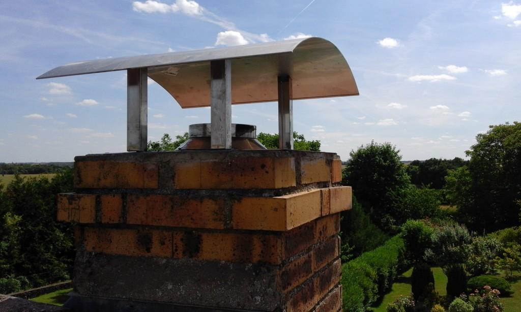 Fumisterie d'un conduit ou tubage d'un poêle en Normandie (Calvados, Seine Maritime et Eure)
