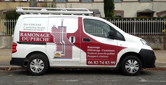 Ramonage du Perche - Installateur de poêles et ramoneur en Normandie - Seine Maritime et Eure